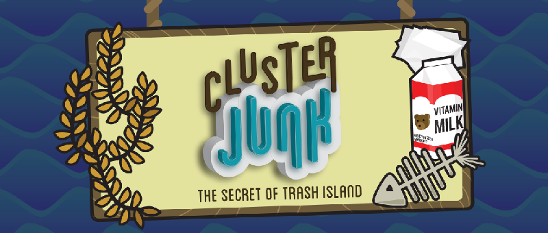 Cluster Junk by  Two Scoop Games