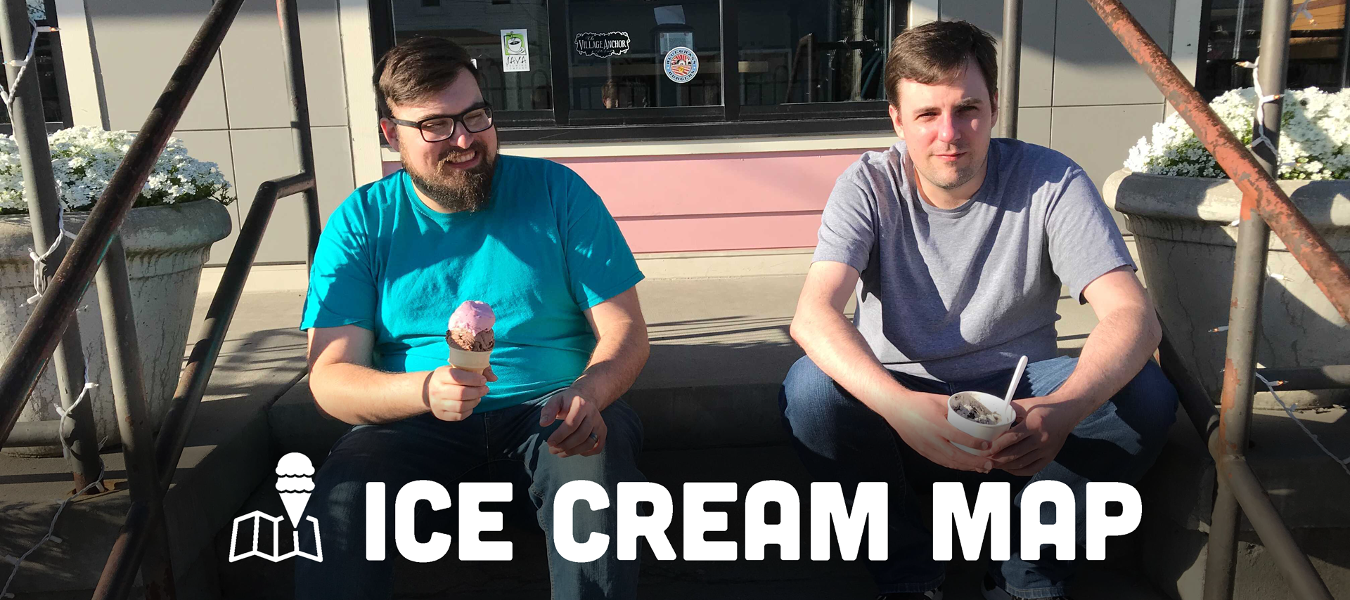 Two Scoop Games - Ice Cream Map