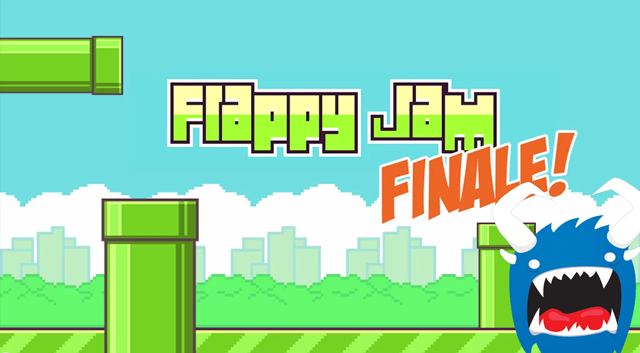 Larry Chupacabra Flappy Jam Finale Video