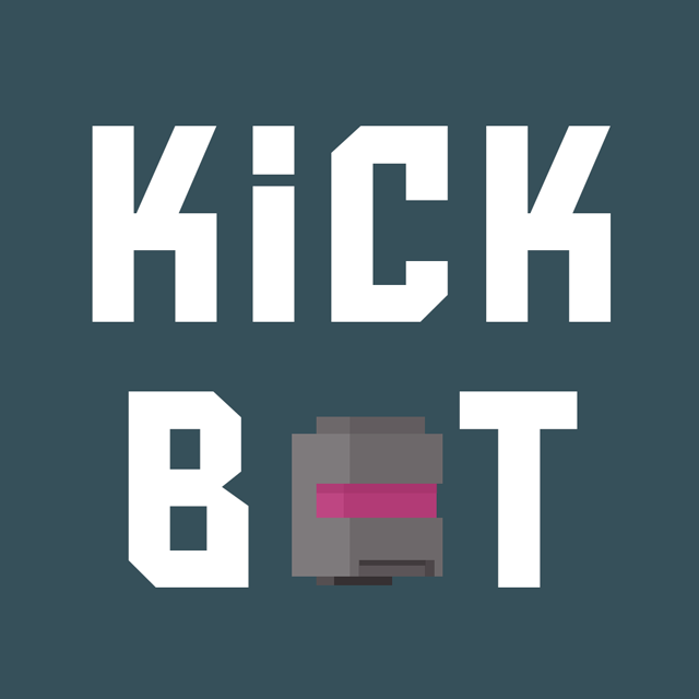 Kick Bot - A game that will really kick your bot! from Two Scoop Games.