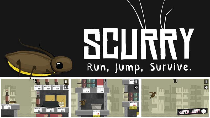 Scurry by  Two Scoop Games