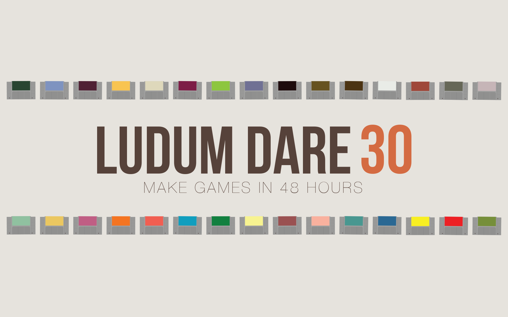 Ludum Dare 30 Wallpaper ld30 ld48 by Two Scoop Games